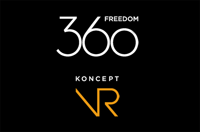 Koncept VR Joins Freedom360 to Provide Fully Integrated VR and 360 Video Services