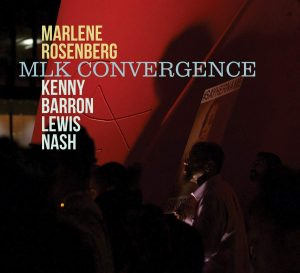 MLK Convergence CD cover